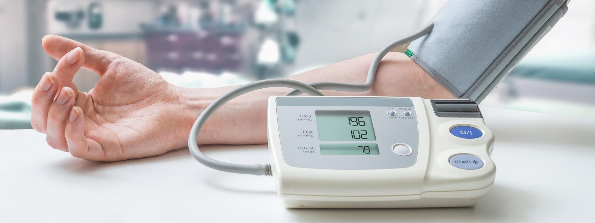 Wie messe ich richtig meinen Blutdruck? - Herz bewegt