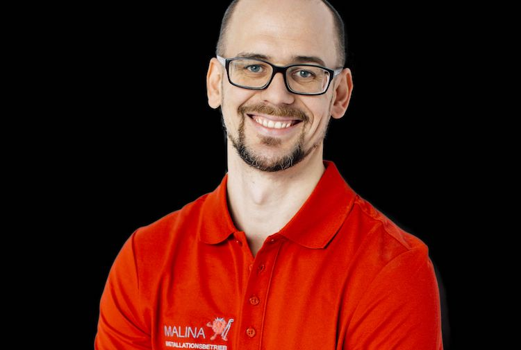 Christian Malina - beerenstarker Installateur